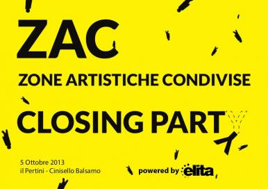ZAC CLOSING PARTY